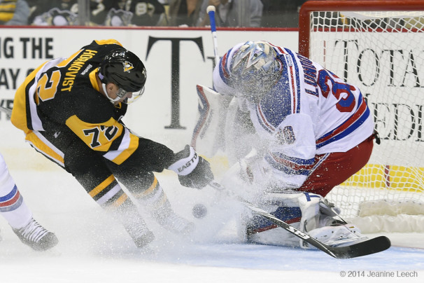 NHL: NOV 15 Rangers at Penguins