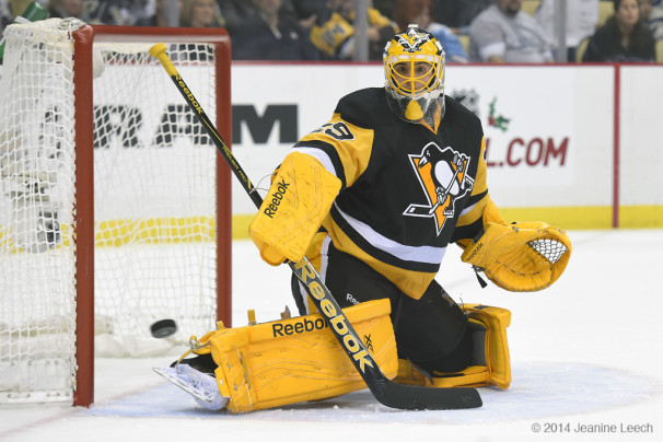 NHL: NOV 26 Maple Leafs at Penguins
