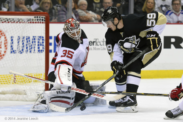 NHL: DEC 02 Devils at Penguins