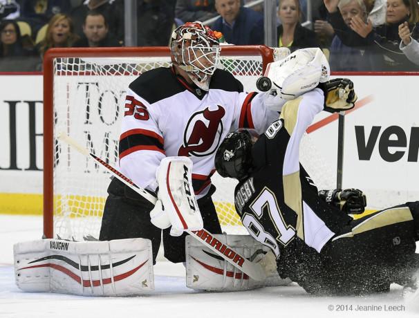 NHL: DEC 02 Devils at Penguins