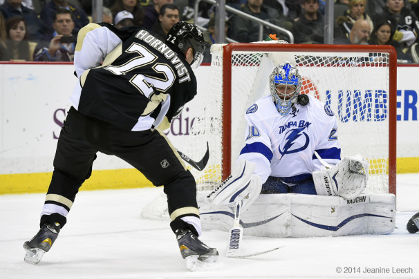NHL: DEC 15 Lightning at Penguins
