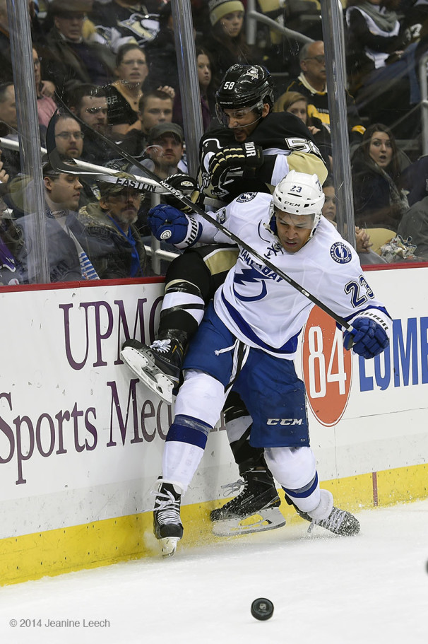 NHL: DEC 15 Lightning at Penguins