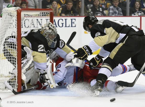 NHL: DEC 27 Capitals at Penguins