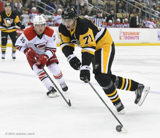 NHL: DEC 31 Hurricanes at Penguins