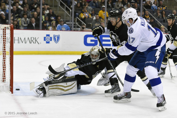 NHL: JAN 02 Lightning at Penguins