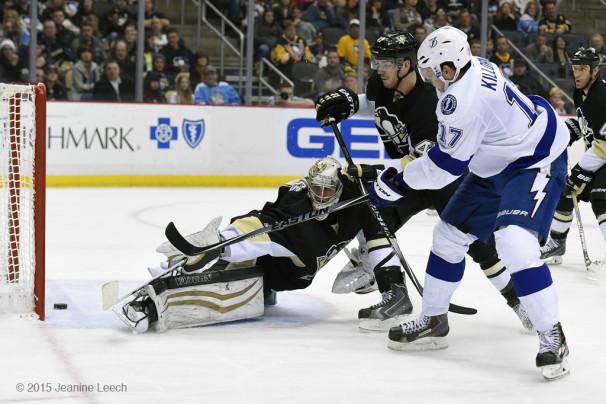 NHL: JAN 02 Lightning at Penguins