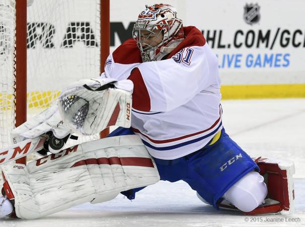 NHL: JAN 03 Canadiens at Penguins