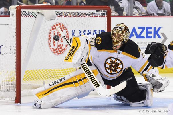NHL: MAR 14 Bruins at Penguins