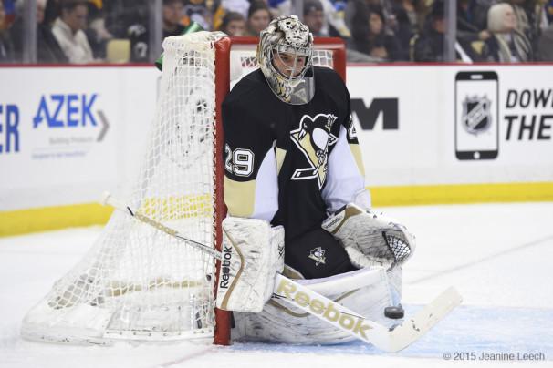 NHL: MAR 24 Blues at Penguins