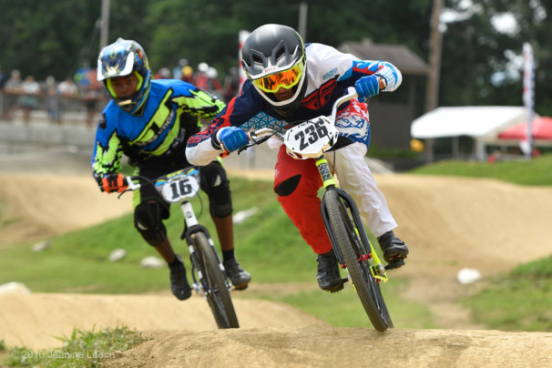 21 August 2016: Pennsylvania BMX State Championships at South Park BMX in Pennsylvania.