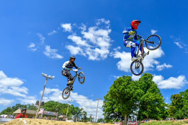 Stars & Stripes BMX Nationals: July 09, 2017