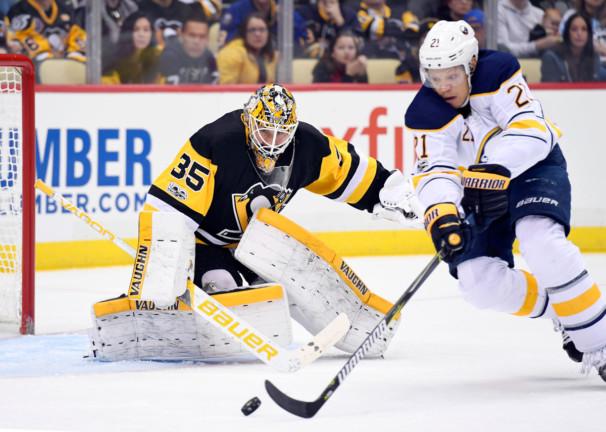 NHL: DEC 02 Sabres at Penguins